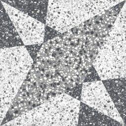 Dlažba terrazzo dekor6 25x25