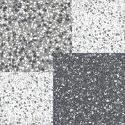 Dlažba terrazzo dekor7 25×25