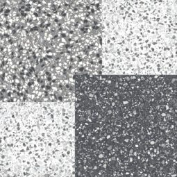 Dlažba terrazzo dekor7 25x25