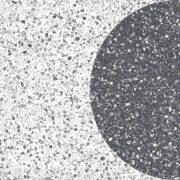 Dlažba terrazzo dekor8 25×25