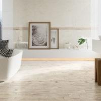 Ashwood koupelna imitace dřeva Cream Natural