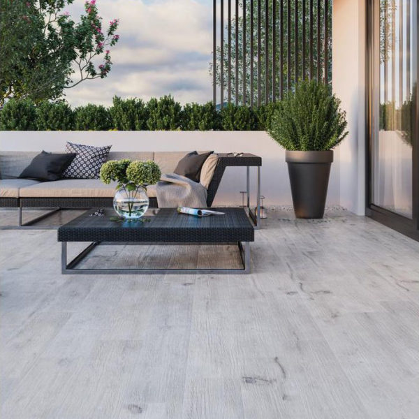 Ashwood terasa imitace dřeva Grey