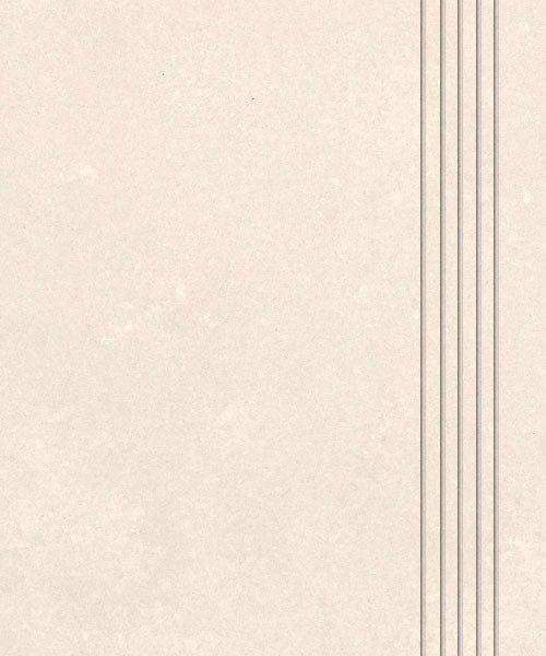 Dlažba Neutro NU01 Schodovka Mat. 29,7×59,7