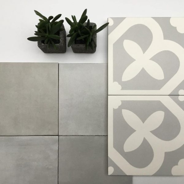 Kolekce Atelier Retro 13,8×13,8 gris