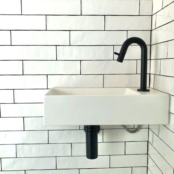 Kolekce Atelier Retro 6,2×25 blanc koupelna