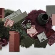 Kolekce Atelier Retro 6,2×25 bordeaux