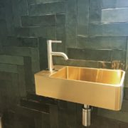 Kolekce Atelier Retro 6,2×25 vert emeraude koupelna 6