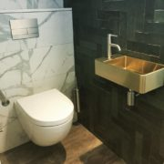 Kolekce Atelier Retro 6,2×25 vert emeraude koupelna 2