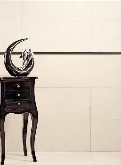 Kolekce Neutro interiér krémová dlažba 29,7×59,7
