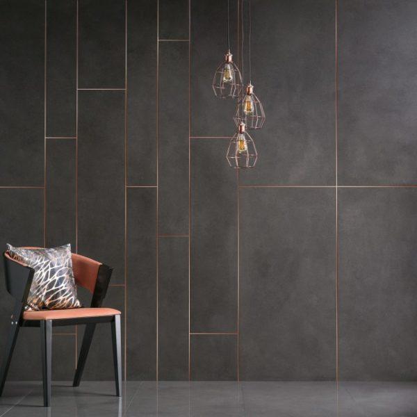 Kolekce Neutro interiér tmavě šedá