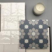 Obklad Atelier Retro 10×10 blanc