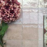 Obklad Atelier Retro 10×10 vieux rose