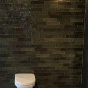 Obklad Atelier Retro 6,25×25 vert emeraude koupelna