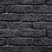 Cihlové lícové pásky Handbrick tmavě šedý