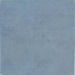 Dlažba Atelier Retro 13,8x13,8 bleu lumiere2