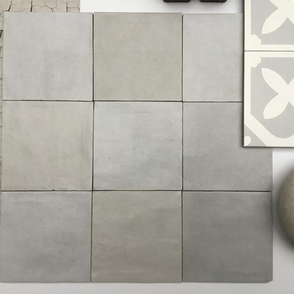 Dlažba Atelier Retro 13,8×13,8 gris4