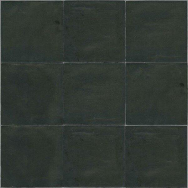 Dlažba Atelier Retro 13,8×13,8 noir