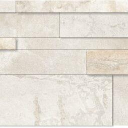 Dlažba Climb bianco 30x60 mat mozaika THCL1036