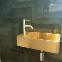 Kolekce Atelier Retro 6,2x25 vert emeraude koupelna