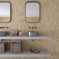 Komi koupelna Murlen-R Crema 20x20