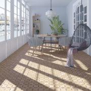 Komi obývací pokoj Mossy-R 20×20