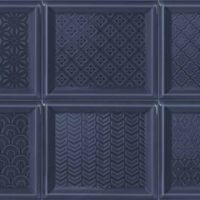 Obklad Madison Decor Blue Navy 12x14