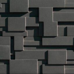 Obklad umělý kámen 20x50 Urban Nero