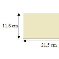 Obklad umělý kámen BSL lámaný mramor 11,6x21,5 rozměr