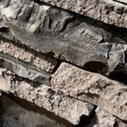 Obklad umělý kámen BSL lámaný mramor 11,6×43 Basel3