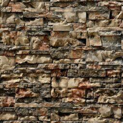 Obklad umělý kámen BSL lámaný mramor 11,6x43 Davos2