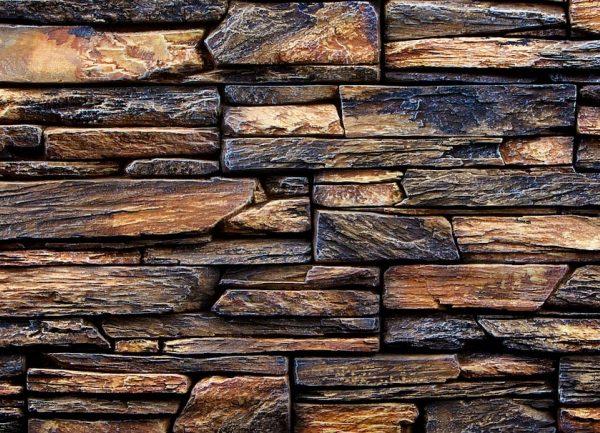 Obklad umělý kámen Tvd štípaná břidlice 20×50 Carolina