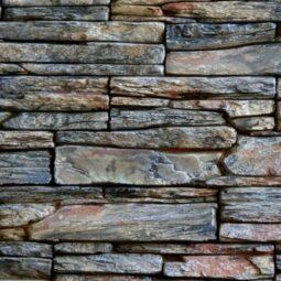 Obklad umělý kámen Tvd štípaná břidlice 20x50 Dakota