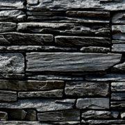 Obklad umělý kámen Tvd štípaná břidlice 20×50 Gabro