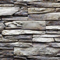 Obklad umělý kámen Tvd štípaná břidlice 20x50 Ontario