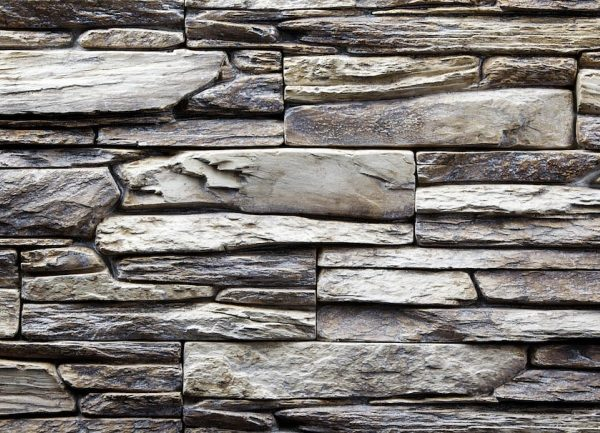 Obklad umělý kámen Tvd štípaná břidlice 20×50 Ontario