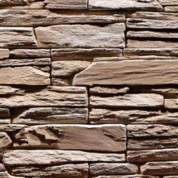 Obklad umělý kámen Tvd štípaná břidlice 20x50 Rustika