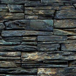 Obklad umělý kámen Tvd štípaná břidlice 20x50 Tanvald