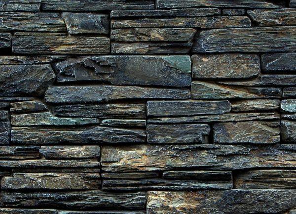 Obklad umělý kámen Tvd štípaná břidlice 20×50 Tanvald