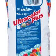 Spárovací hmota Mapei Ultracolor Plus cementově šedá 2 kg MAPU2113
