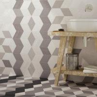 Obklad Rhombus wall koupelna 2