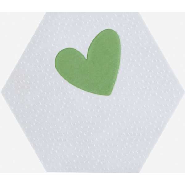 Dekor Agatha 21 Corazon Verde mat
