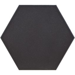 Dlažba EBS Mayfair Grafito Hexagon mat
