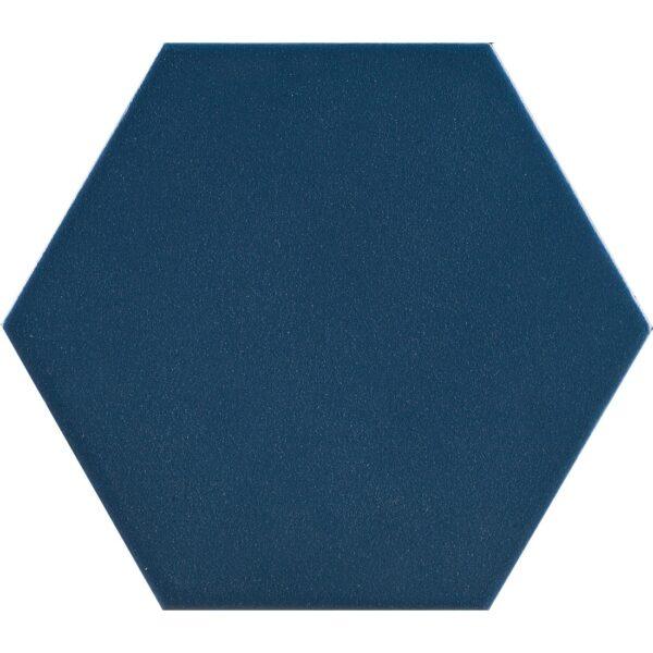 Dlažba EBS Mayfair Navi Hexagon mat