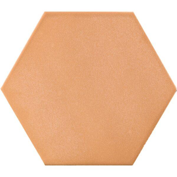 Dlažba EBS Mayfair Ocre Hexagon mat