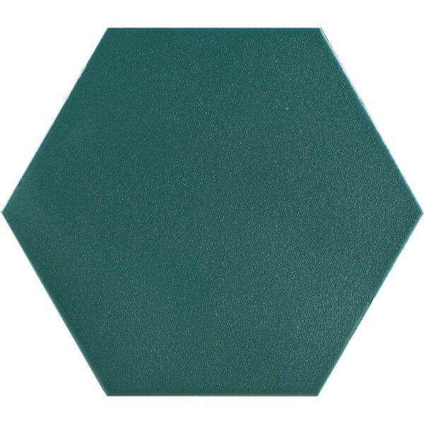 Dlažba EBS Mayfair Vert Hexagon mat