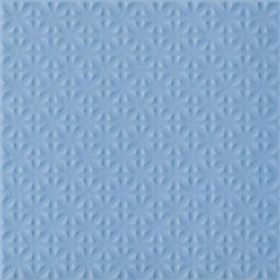 Dlažba Gammo Niebieski struktura 19,8x19,8