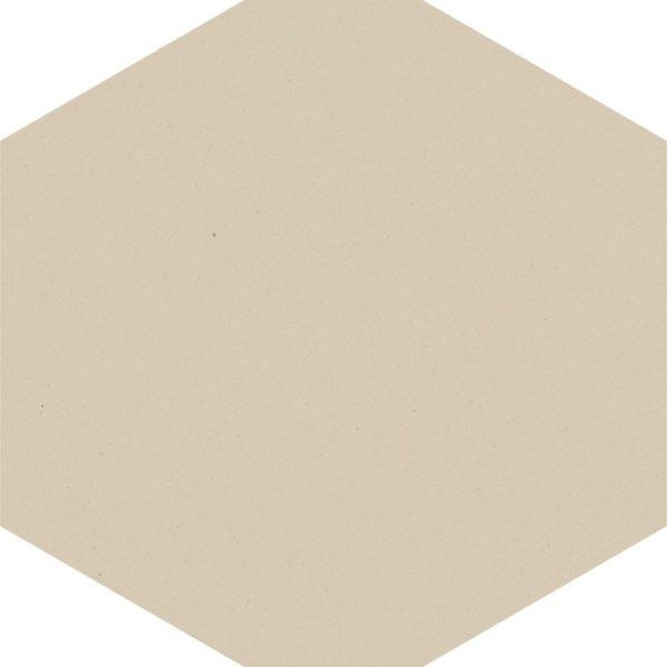 Dlažba Modernizm Bianco hexagon 19,8×17,1