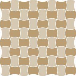 Dlažba Modernizm Bianco mix C 30,86x30,86