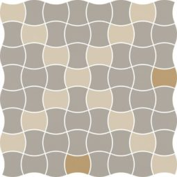 Dlažba Modernizm Bianco mix D 30,86x30,86