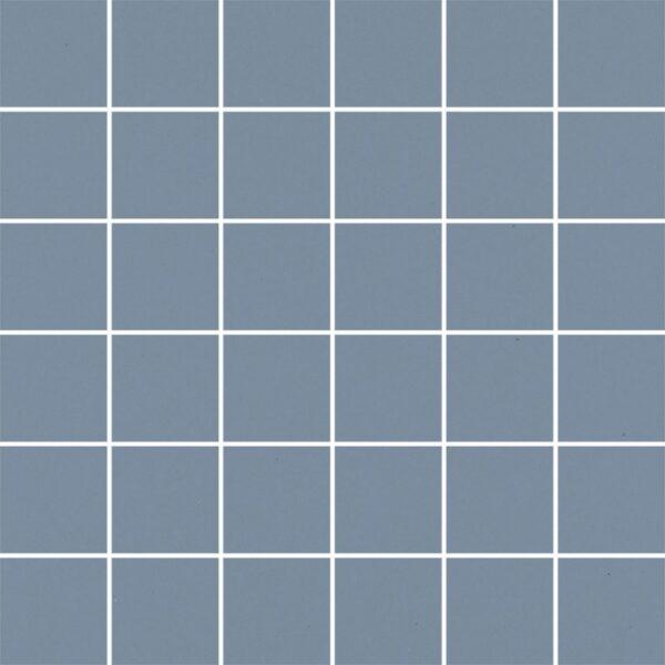 Dlažba Modernizm Blue Mozaika 29,8×29,8